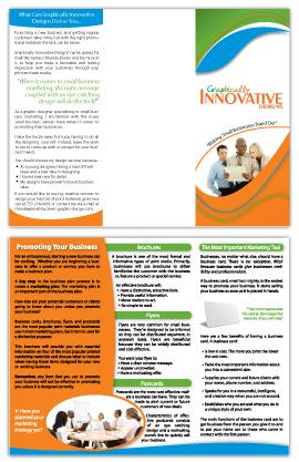 brochure designs by graphically innovative designs hampton virginia