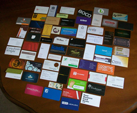 examples-of-business-card-exchange