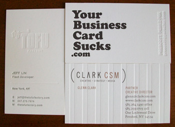 70 examples of business cards from creative people impressive letterpress business cards colourmoves