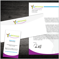 Youth Connect Stationary Set
