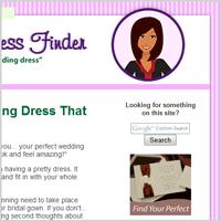Perfect Wedding Dress Finder