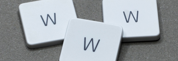 Tiles with the letter W on them