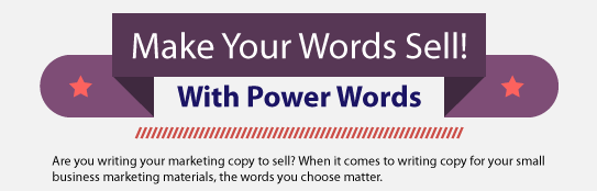 Power Words Header Preview