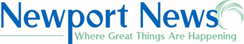 Newport News logo - where great things are happening