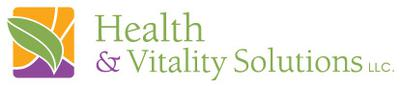 Health & Vitality Solutions Logo Design