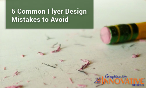 Flyer Design Mistakes