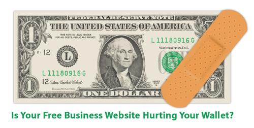 Free Websites Hurt Your Wallet