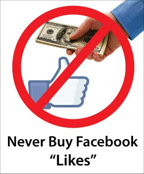 Never Buy Facebook Likes