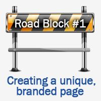 Road Block #1
